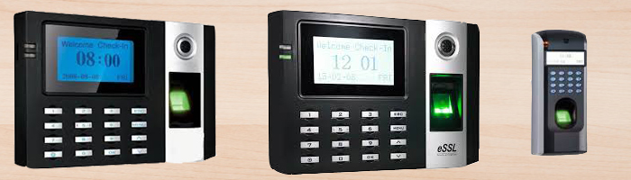Attendence Biometric System